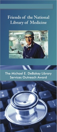 DeBakey Library Services Outreach Award